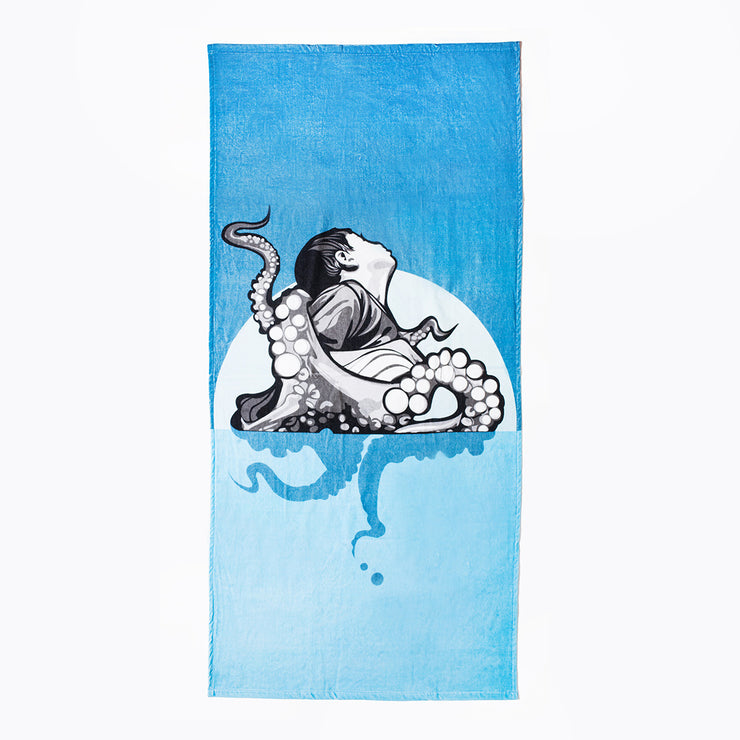 Joe Iurato Beach Towel