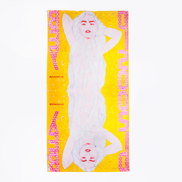 Michela Martello Beach Towel