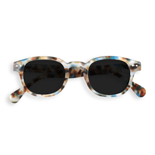 #C BLUE TORTOISE Sunglasses