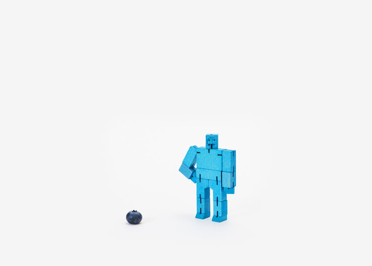 Blue Cubebot, Micro