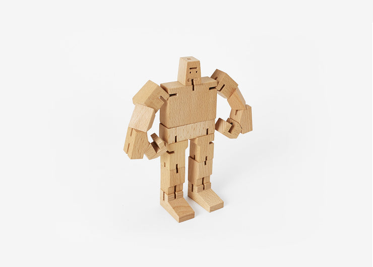 Guthrie Cubebot, Micro