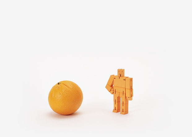 Orange Cubebot, Micro