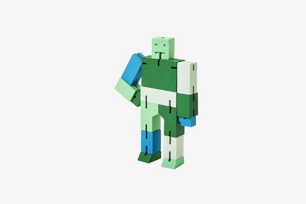 Green Multi Cubebot, Micro