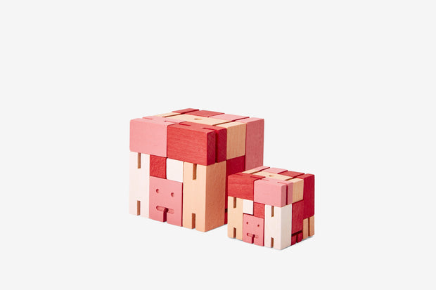 Red Multi Cubebot, Micro