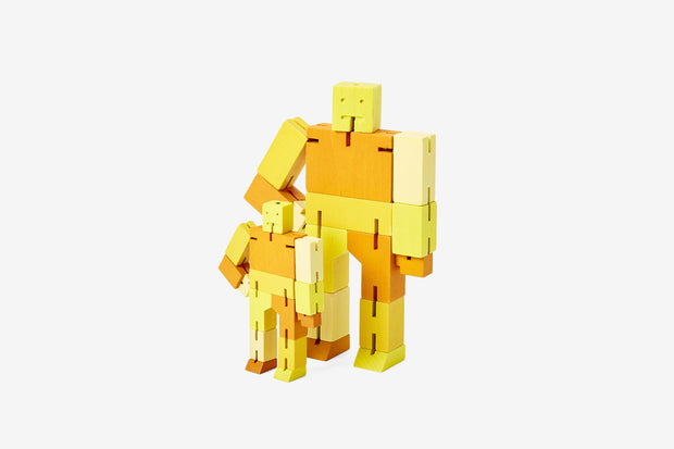 Yellow Multi Cubebot, Micro