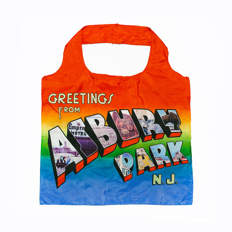 Greetings from Asbury Park Tote & Pouch