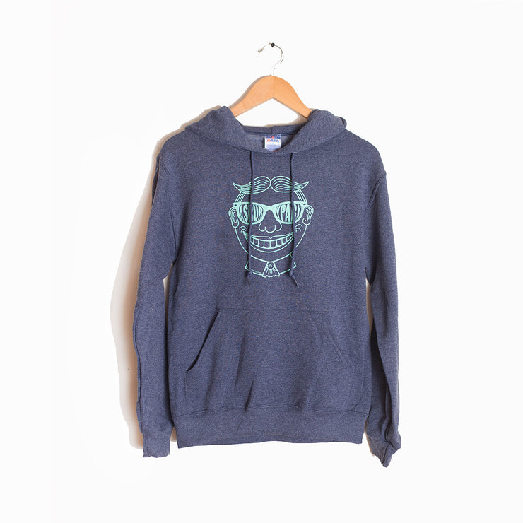 Tillie Vin. Navy Sweat