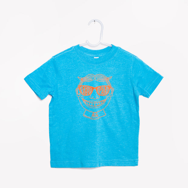Tillie Turquoise T-Shirt (Toddler)