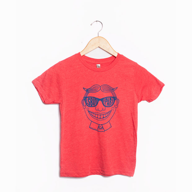 Tillie Red T-Shirt (Youth)