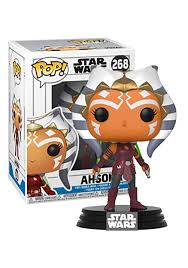 Ahsoka Star Wars Vinyl Figure