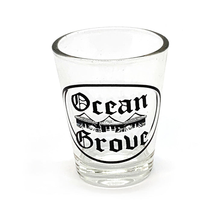 Ocean Grove Shot Glass