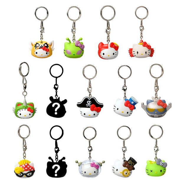 Hello Kitty Time to Shine Keychain
