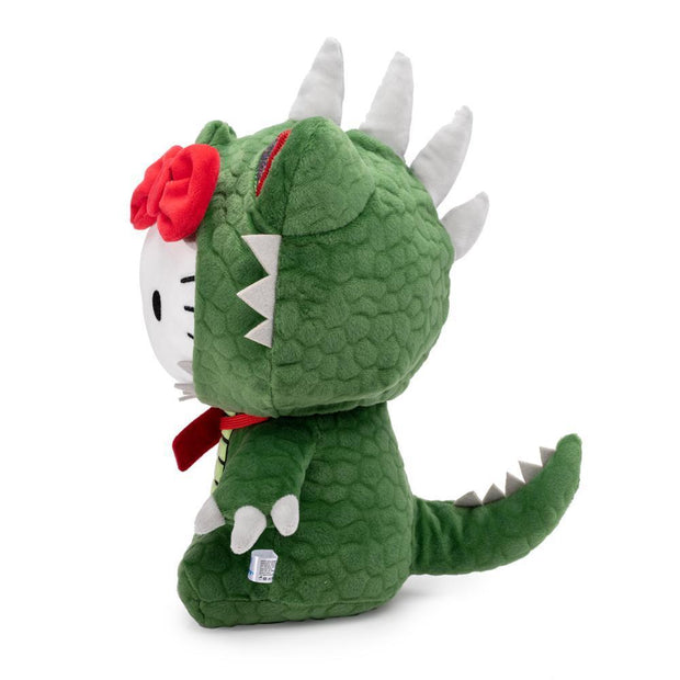 Hello Kitty Kaiju Dinosaur Cosplay Plush