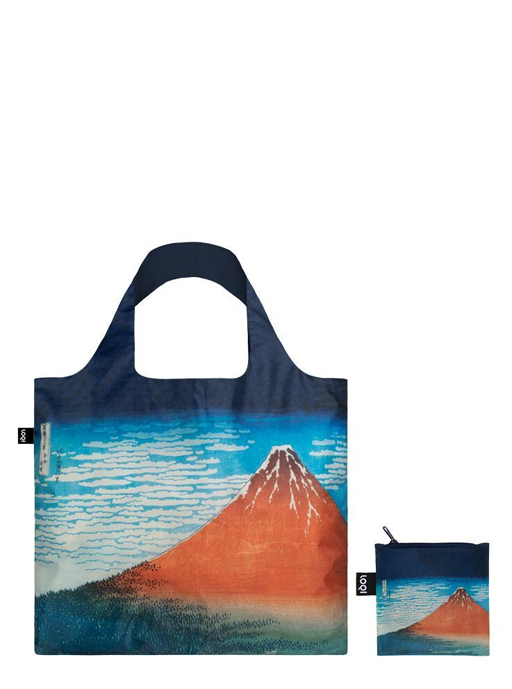 HOKUSAI Red Fuji Bag