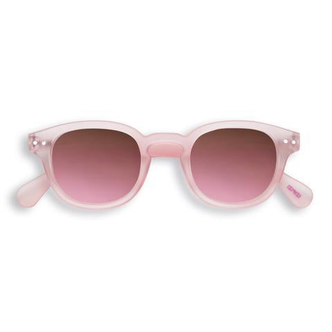 #C PINK HALO Sunglasses