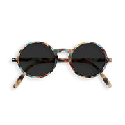 #G Blue Tortoise Sunglasses