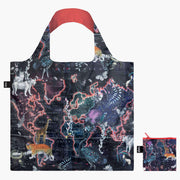 World Map Bag