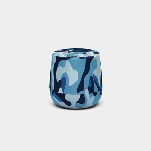 Pairable Mino BT Speaker, Blue Camo