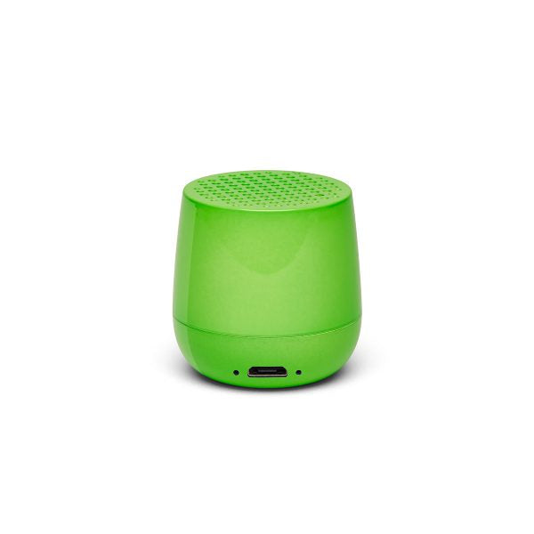 Pairable MINO BT Speaker, Glossy Neon Green