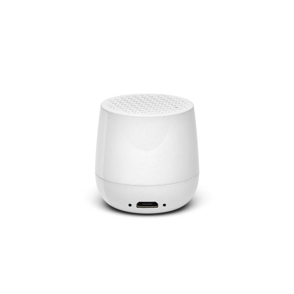 Pairable MINO BT Speaker, Glossy White