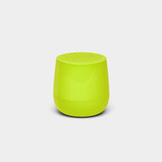 MINO BT Speaker, Glossy Neon Yellow