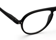 #K BLACK Reading Glasses