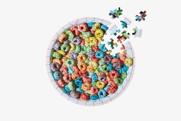 Cereal Puzzle, Series 2: Munchies