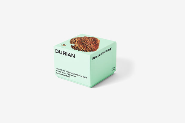 Durian Puzzle, Series 4: Smells