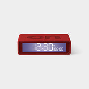Flip On/Off RED Alarm Clock