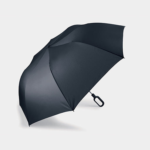 Mini Hook Umbrella, BLACK