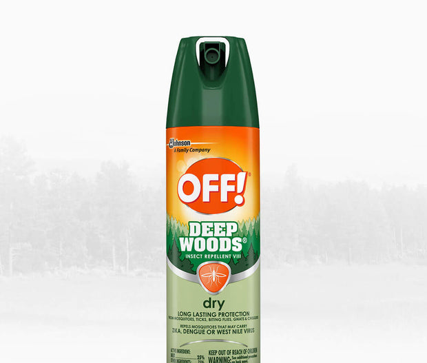 Off! Deep Woods Spray, 2.5oz
