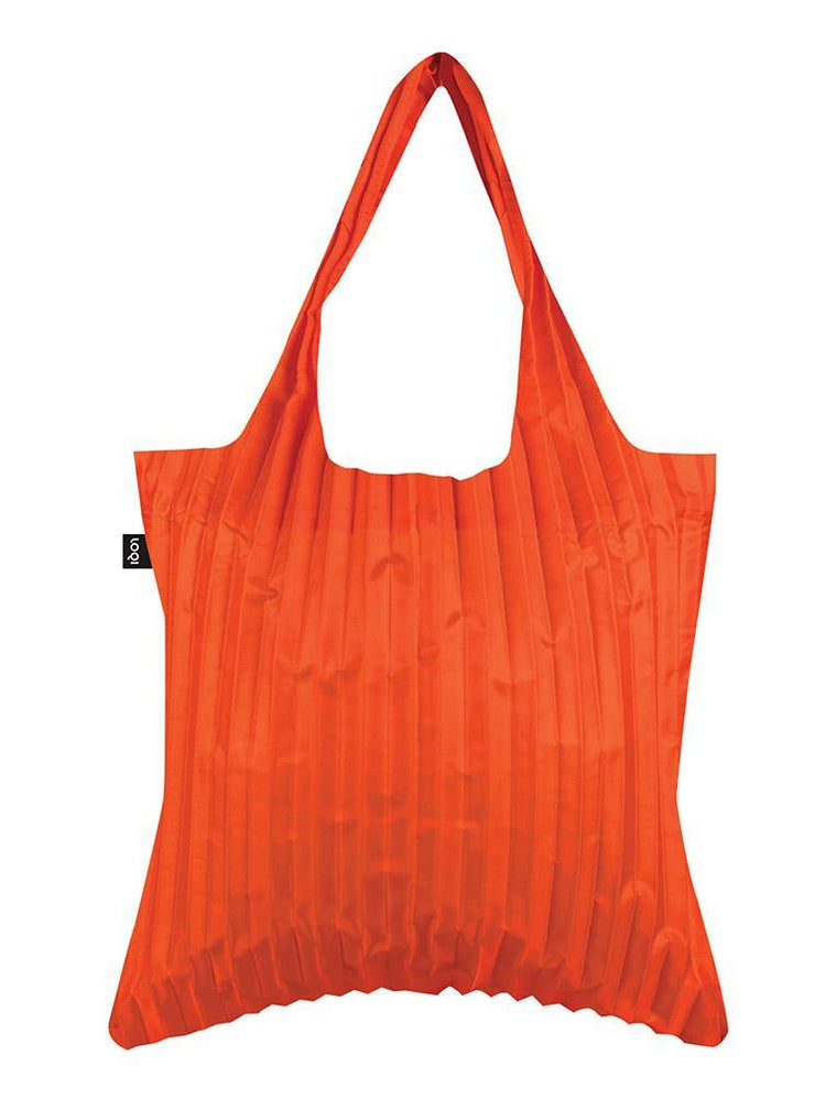 PLEATED Orange Bag