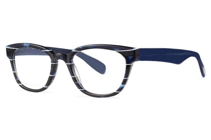 Chambers St. Reading Glasses, Navy