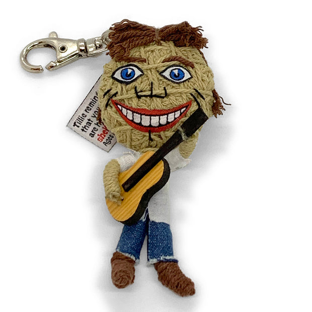 Guitar Tillie String Doll