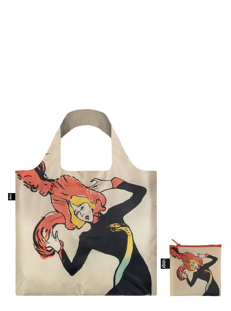 LAUTREC Jane Avril & Aristide Bruant Bag