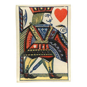 "Naive Jacks of Hearts, Tiny Tray 3.5""x5"""