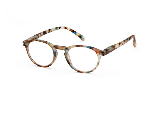 #A BLUE TORTOISE Reading Glasses