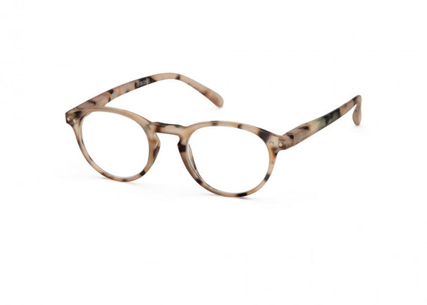 #A LIGHT TORTOISE Reading Glasses