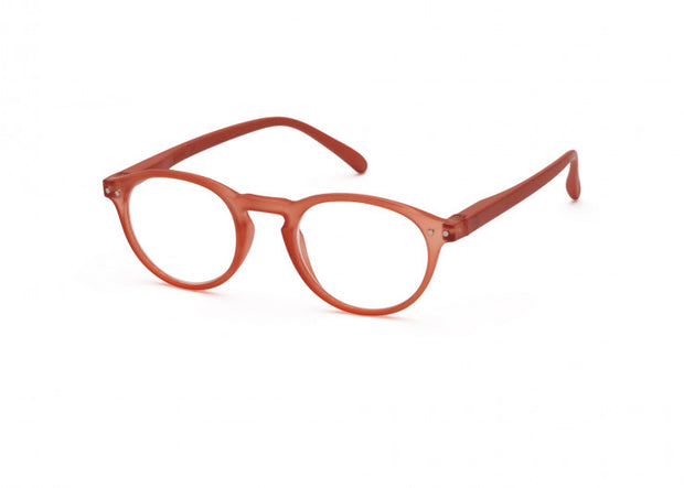 #A WARM ORANGE Reading Glasses