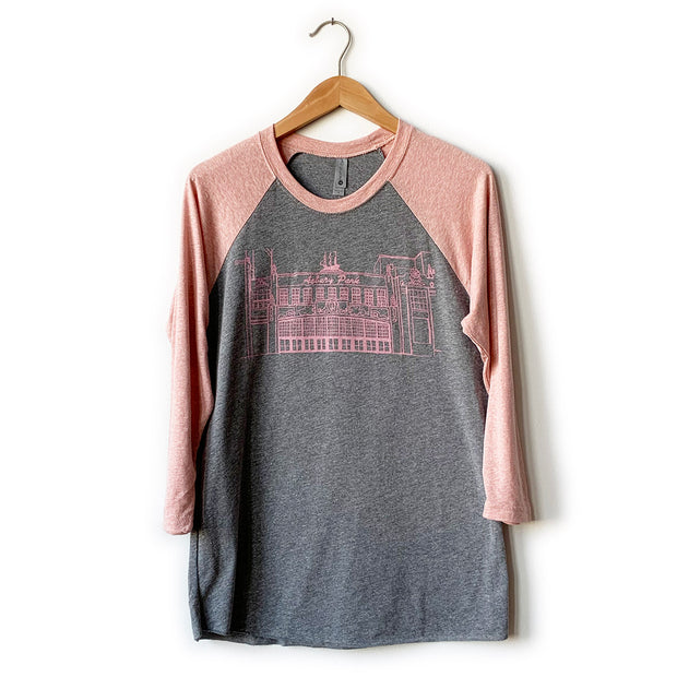 Grand Arcade 3/4 Sleeve Raglan