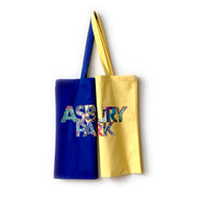 ROYAL BLUE Asbury Canvas Tote