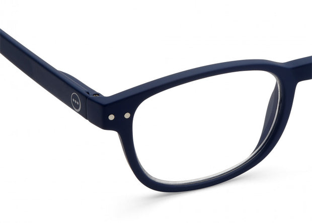 #B NAVY BLUE Reading Glasses