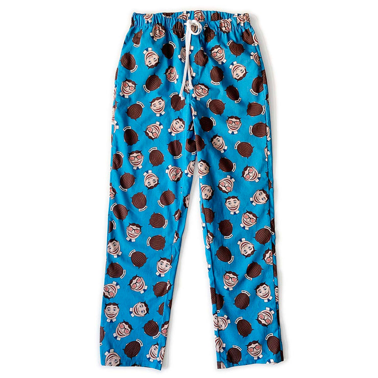 Tillie Blue Pajama Pants, Long