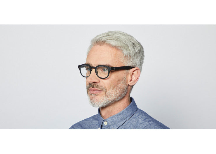 #C BLACK Reading Glasses