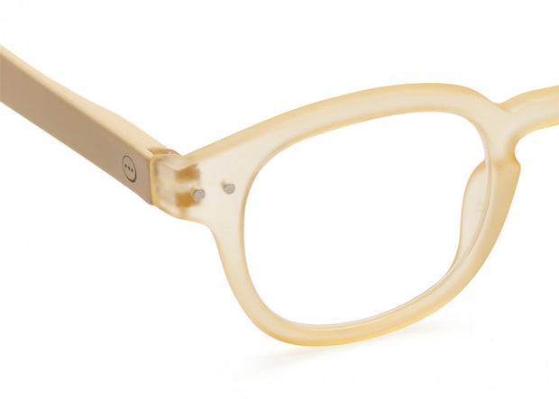 #C NEUTRAL BEIGE Reading Glasses