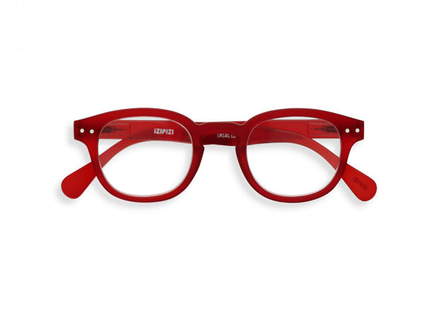 #C RED Reading Glasses