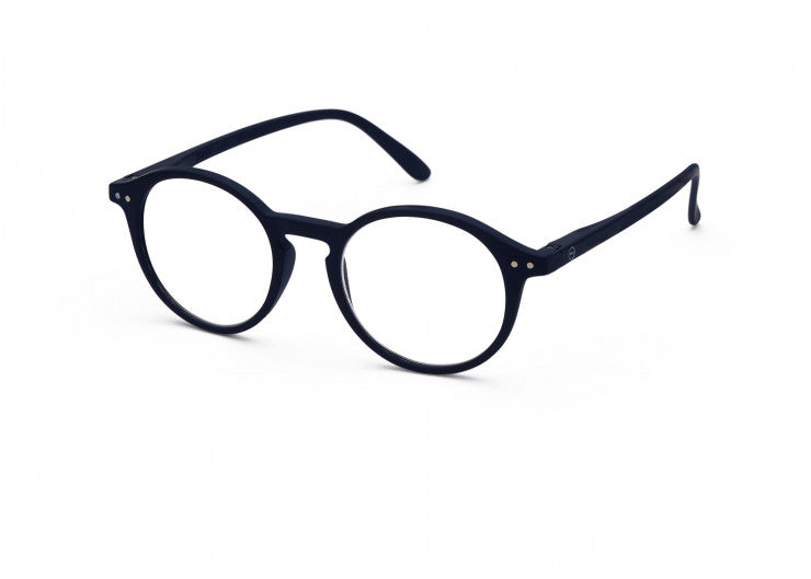 #D NAVY BLUE Reading Glasses