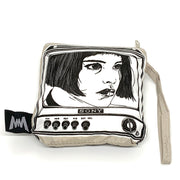 """Mathilda/Sony"" Tote & Pouch, Dylan Egon"