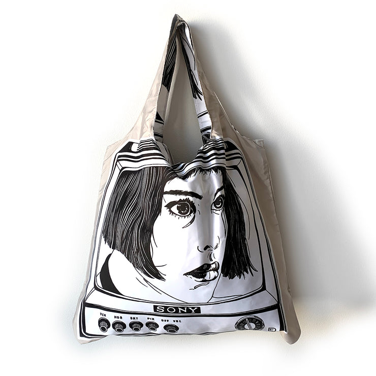 """Mathilda/Sony"" Dylan Egon Tote & Pouch"