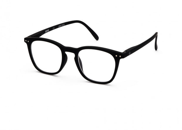#E BLACK Reading Glasses